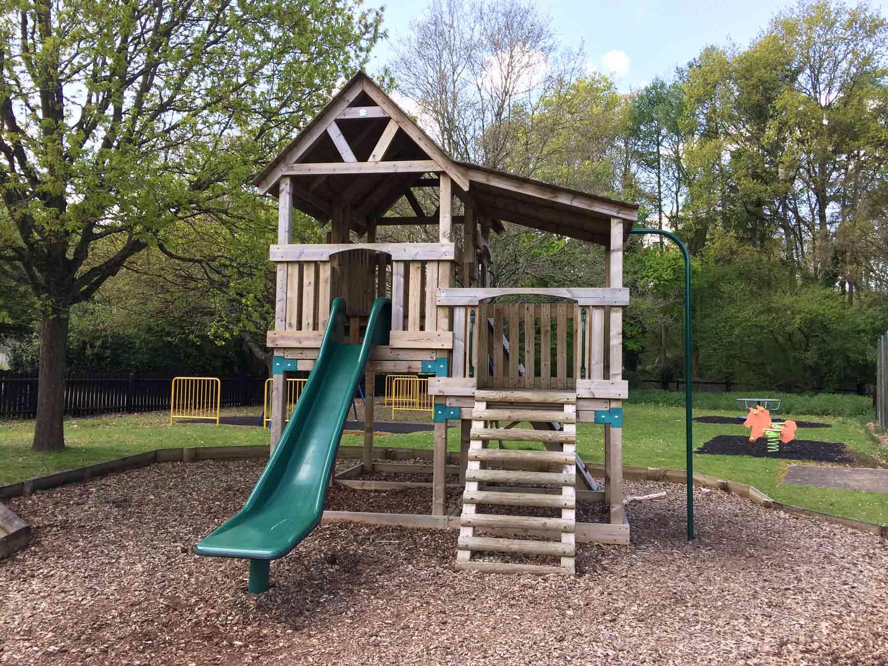 Mapledurwell Recreation Ground and Play Area